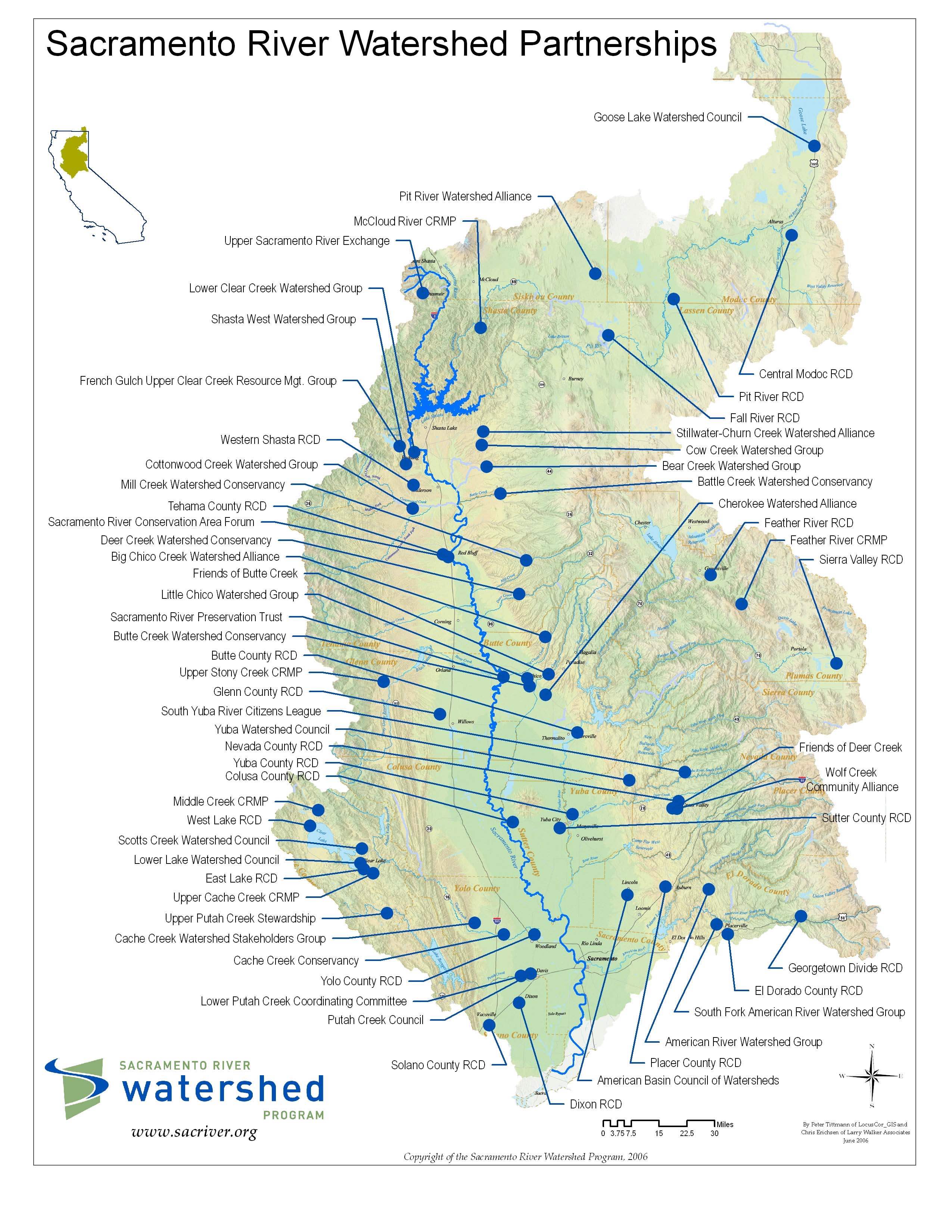 Battle Creek Watershed Maps
